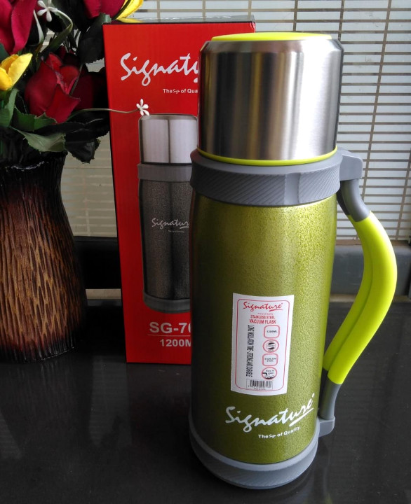 1.2ml Unbreakable Thermo Flask