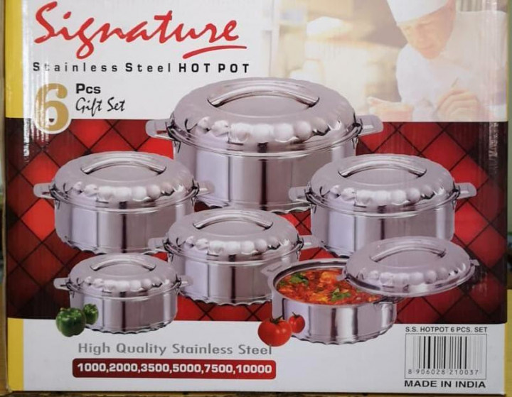 Stainless Steel Hotpots