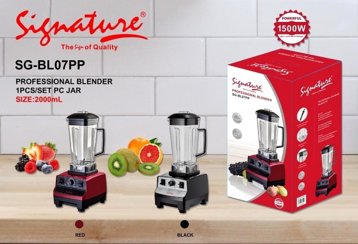 1500 Watts Professional Commercial Blender